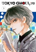 Tokyo Ghoul:re - Vol.01: Kindle Edition