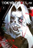 Tokyo Ghoul:re - Vol. 03: Kindle Edition