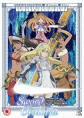 Sword Oratoria: Is it Wrong to Try to Pick Up Girls in a Dungeon? On the Side - Complete Series