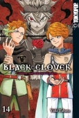 Black Clover - Bd.14: Kindle Edition