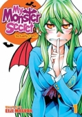 My Monster Secret - Vol. 01: Kindle Edition