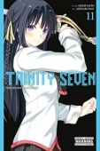 Trinity Seven: The Seven Magicians - Vol.11: Kindle Edition