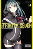 Trinity Seven: The Seven Magicians - Vol.14: Kindle Edition