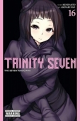 Trinity Seven: The Seven Magicians - Vol.16: Kindle Edition