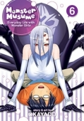 Monster Musume - Vol.06: Kindle Edition