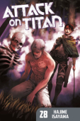 Attack on Titan - Vol.28