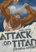 Attack on Titan: Colossal Edition - Vol.04 (Vol.16-20)