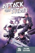 Attack on Titan - Vol.26: Kindle Edition