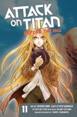 Attack on Titan: Before the Fall - Vol.11: Kindle Edition