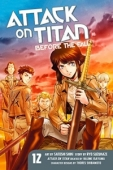 Attack on Titan: Before the Fall - Vol.12: Kindle Edition