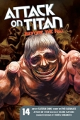 Attack on Titan: Before the Fall - Vol.14: Kindle Edition