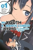 My Youth Romantic Comedy Is Wrong, As I Expected @comic - Vol.01