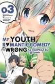 My Youth Romantic Comedy Is Wrong, As I Expected @comic - Vol.03