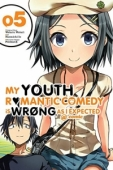 My Youth Romantic Comedy Is Wrong, As I Expected @comic - Vol.05