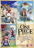 One Piece: Movie 01-03 Collection (OwS)