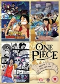 One Piece: Movie 07-09 Collection (OwS)