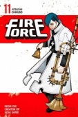 Fire Force - Vol.11: Kindle Edition
