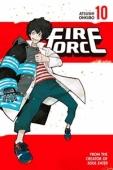 Fire Force - Vol.10: Kindle Edition