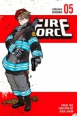 Fire Force - Vol. 05: Kindle Edition