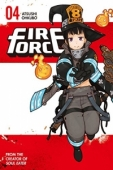 Fire Force - Vol.04: Kindle Edition