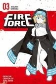 Fire Force - Vol.03: Kindle Edition