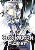 Clockwork Planet - Vol.01: Kindle Edition