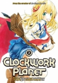 Clockwork Planet - Vol.03: Kindle Edition