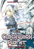 Clockwork Planet - Vol.08: Kindle Edition