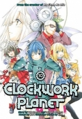 Clockwork Planet - Vol.10