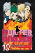 Hunter X Hunter - Vol. 10: Kindle Edition