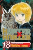 Hunter X Hunter - Vol.18: Kindle Edition