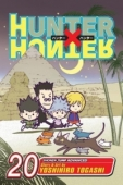 Hunter X Hunter - Vol.20: Kindle Edition
