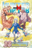 Hunter X Hunter - Vol.28: Kindle Edition