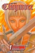Claymore - Vol.01: Kindle Edition