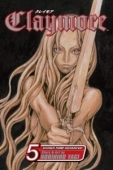 Claymore - Vol.05: Kindle Edition
