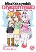 Miss Kobayashi's Dragon Maid: Kanna's Daily Life - Vol.05