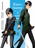 Kino's Journey: The Beautiful World - Vol.03