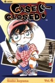 Case Closed - Vol.04: Kindle Edition