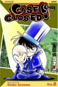 Case Closed - Vol.08: Kindle Edition