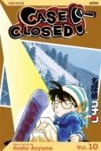 Case Closed - Vol.10: Kindle Edition