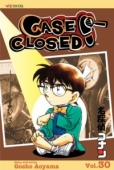 Case Closed - Vol.30: Kindle Edition