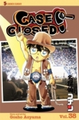 Case Closed - Vol.38: Kindle Edition