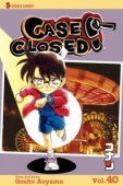 Case Closed - Vol 40: Kindle Edition