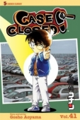 Case Closed - Vol.41: Kindle Edition