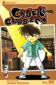 Case Closed - Vol.55: Kindle Edition