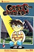 Case Closed - Vol.56: Kindle Edition
