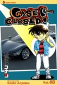 Case Closed - Vol.63: Kindle Edition