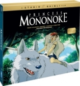 Princess Mononoke - Collector's Edition [Blu-ray] + OST