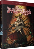 The Ancient Magus Bride - Part 1/2 [Blu-ray+DVD+Digital]