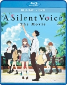 A Silent Voice: The Movie [Blu-ray+DVD]